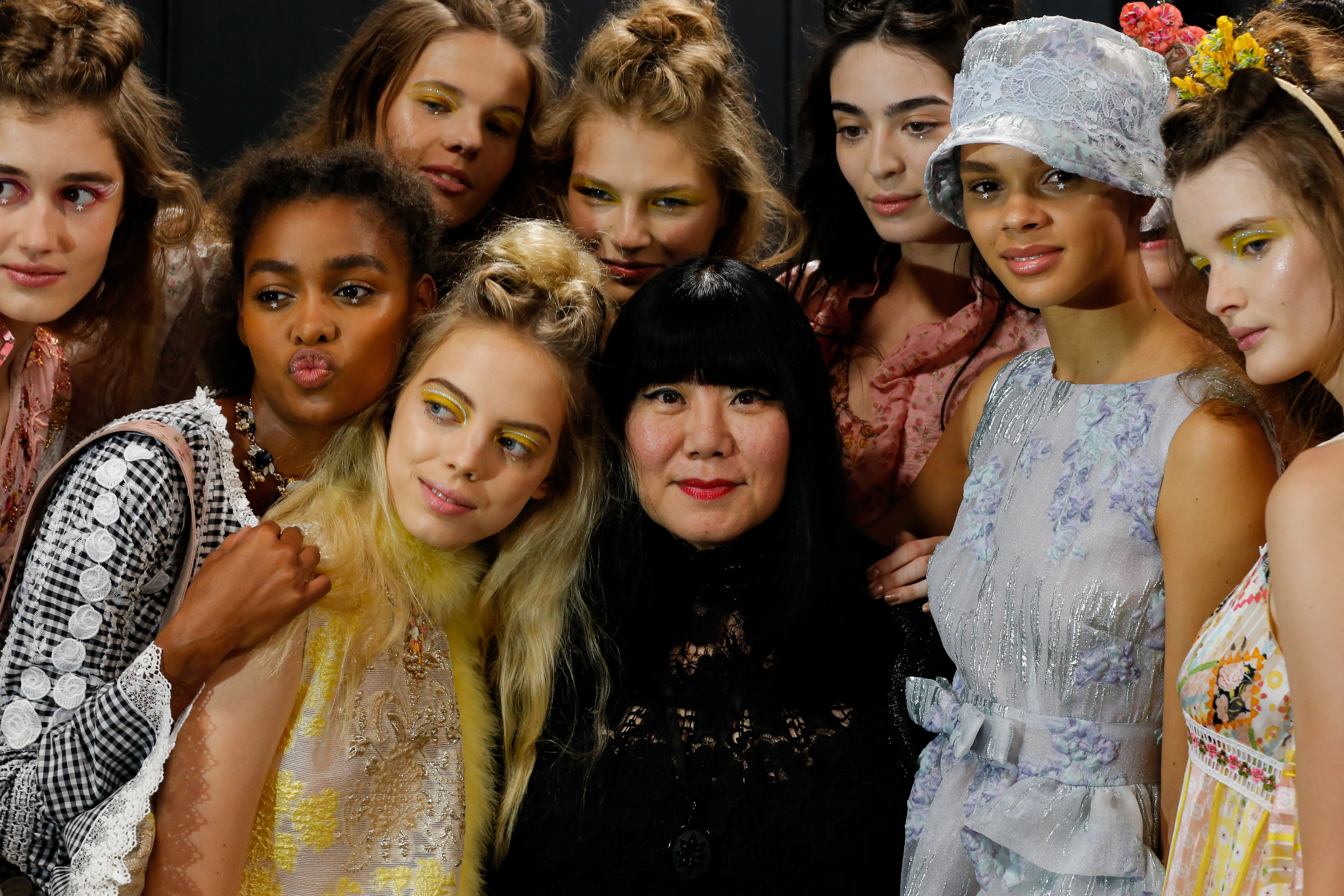 How Anna Sui Saw The Future Of Fashion Before Everyone Else And How The Designer Stays Ahead Of The Pack South China Morning Post