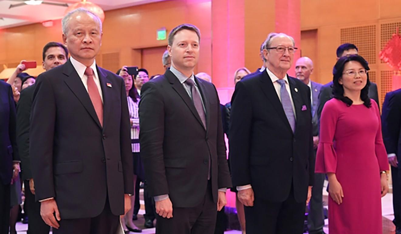 China and North Korea expert Matt Pottinger to become Donald Trump's new deputy national security adviser
