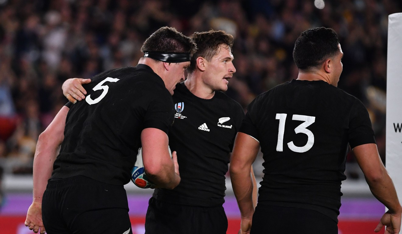 Rugby World Cup 2019: New Zealand down South Africa in blockbuster battle of the giants