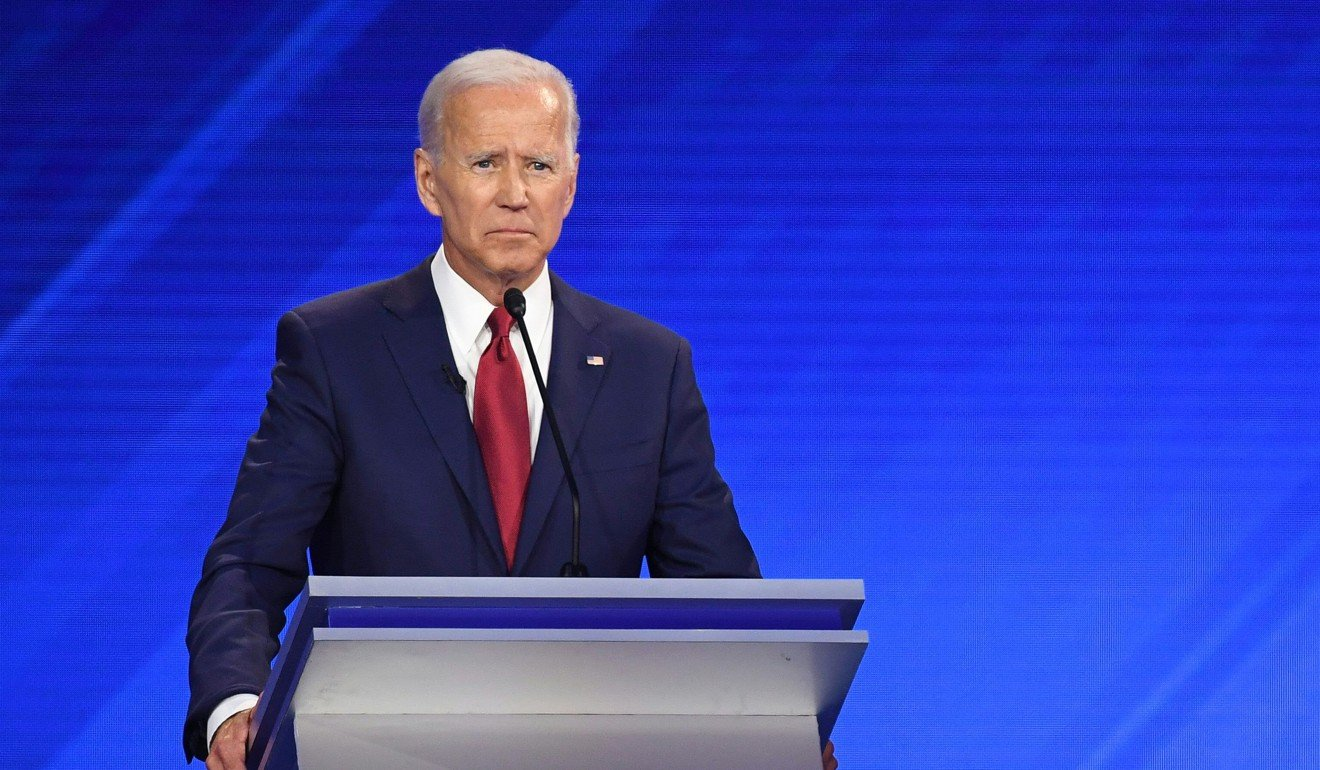 US democratic front runner Joe Biden urges investigation into 'overwhelming abuse of power' stemming from Donald Trump's Ukraine call