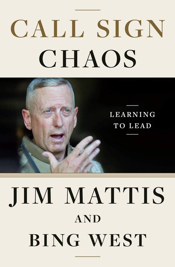 If China believes the US has grown soft, its military leaders should read James 'Mad Dog' Mattis' book