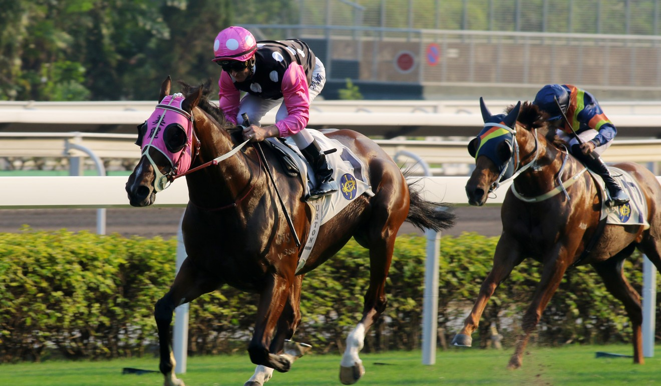 Beauty Generation wins last season's Celebration Cup on National Day.