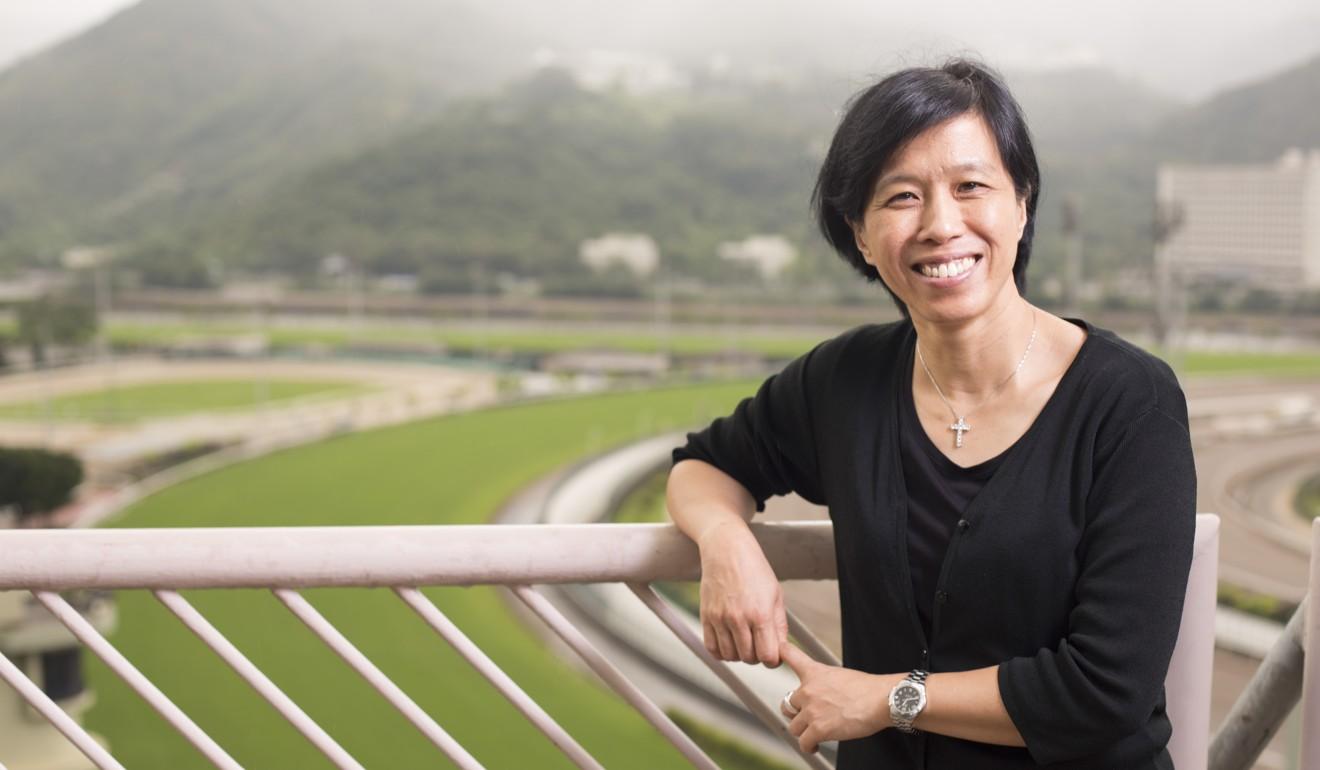 Apprentice Jockeys' School headmistress Amy Chan.