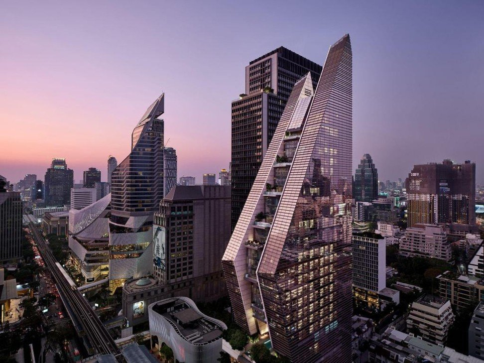 5 new luxury hotels in Bangkok that are changing the city's skyline