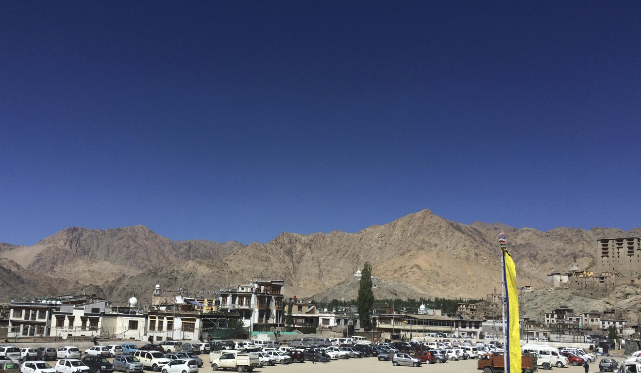 Kashmir unrest spreads to Ladakh, the mountainous region on the Chinese border