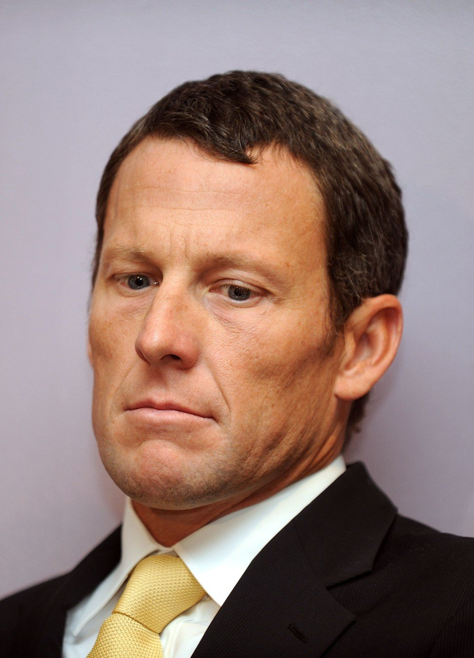 Cyclist Lance Armstrong is infamous for his doping. Cycling's drug issues were systemic. We can only assume trail running is clean. Photo: Agence France-Presse