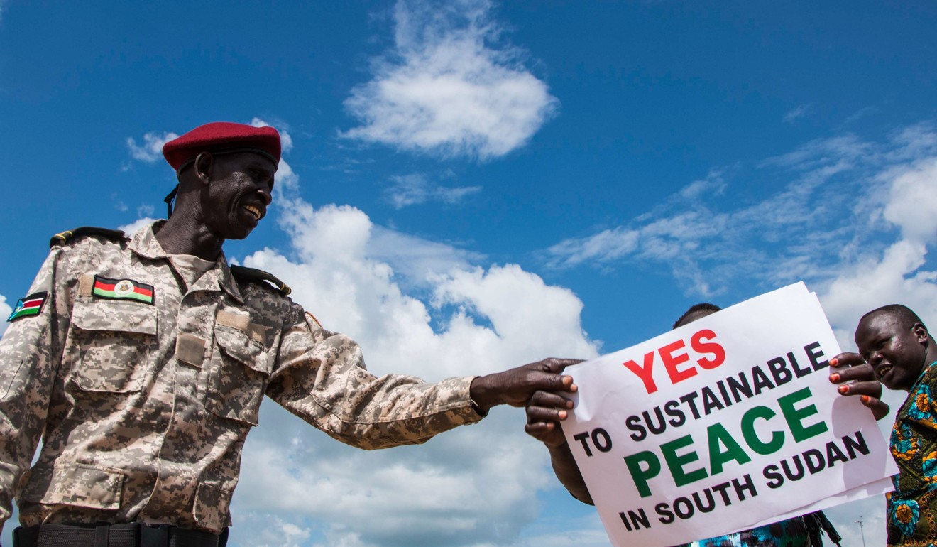 Why China is hoping for a peace dividend in South Sudan