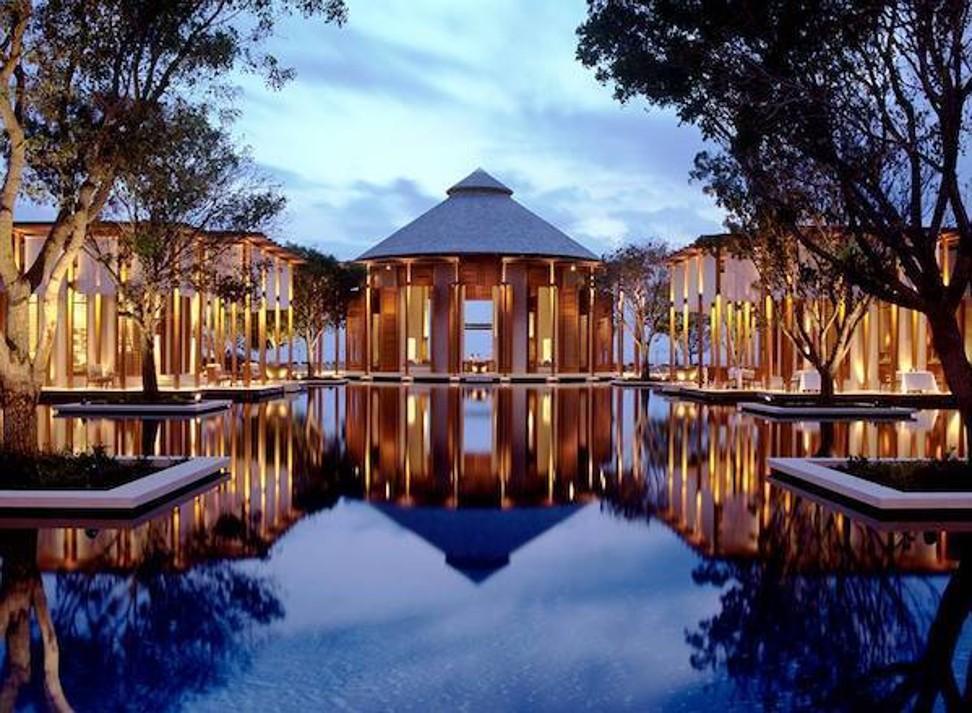 Amanyara on Providenciales is a wellness-focused luxury retreat.