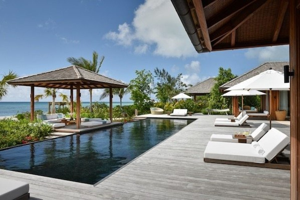 Newly-renovated Como Parrot Cay features water sports, a trail for running and spa services.