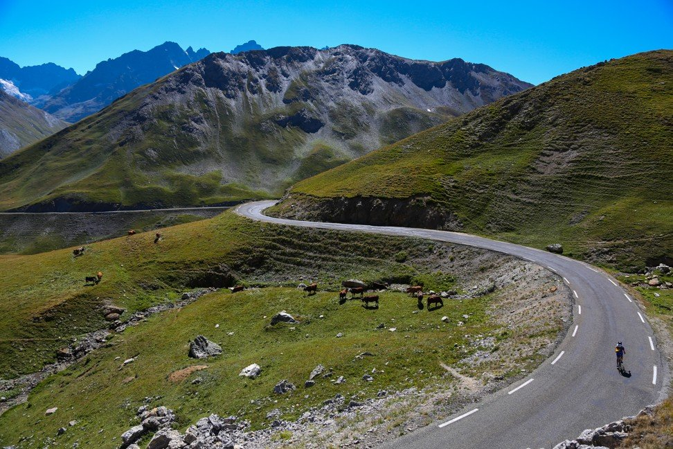 Bike packing through the French Alps can be a micro, or big, adventure.