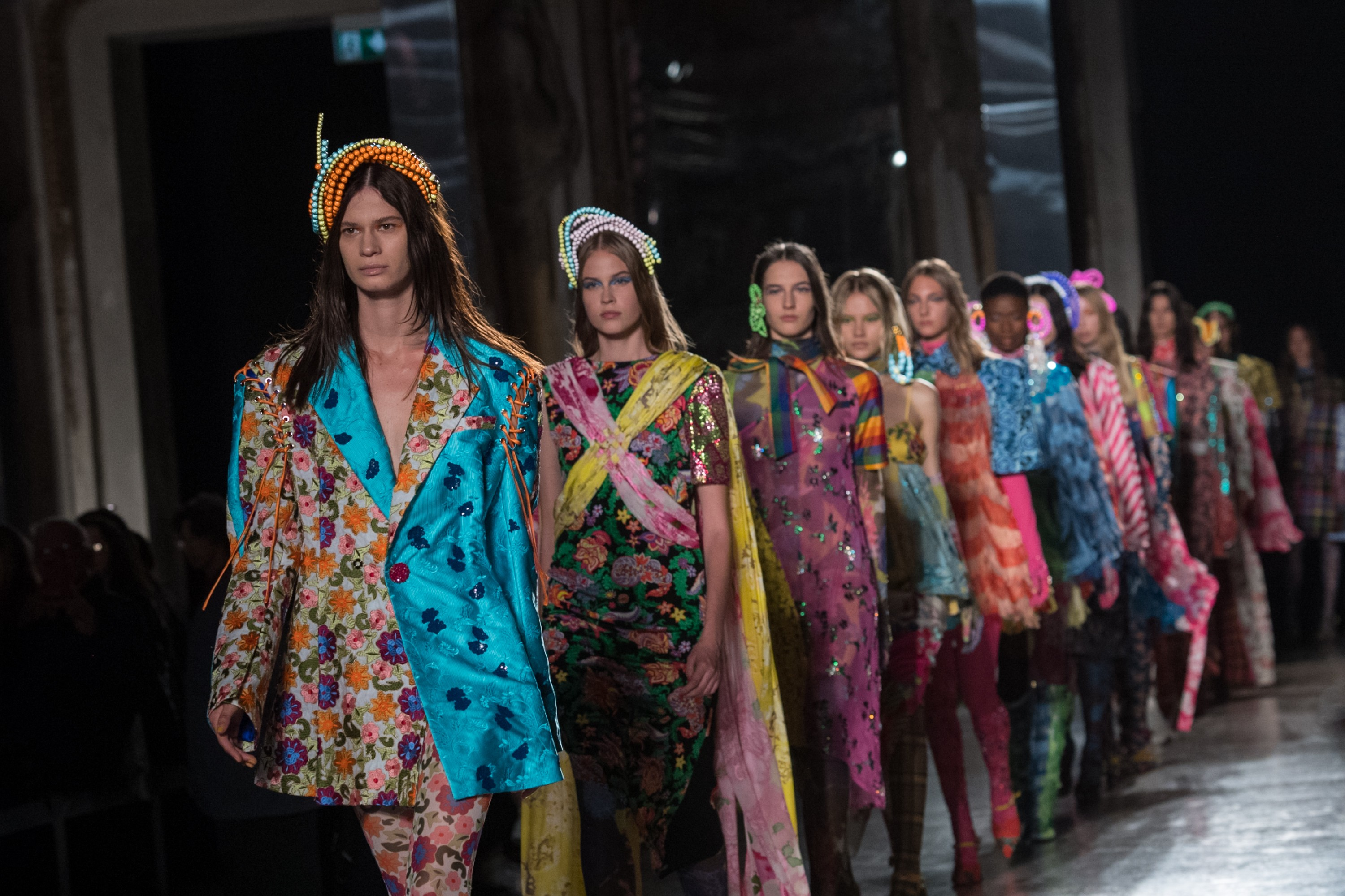 Why Do Chinese Designers Pick Milan Fashion Week Before London South China Morning Post