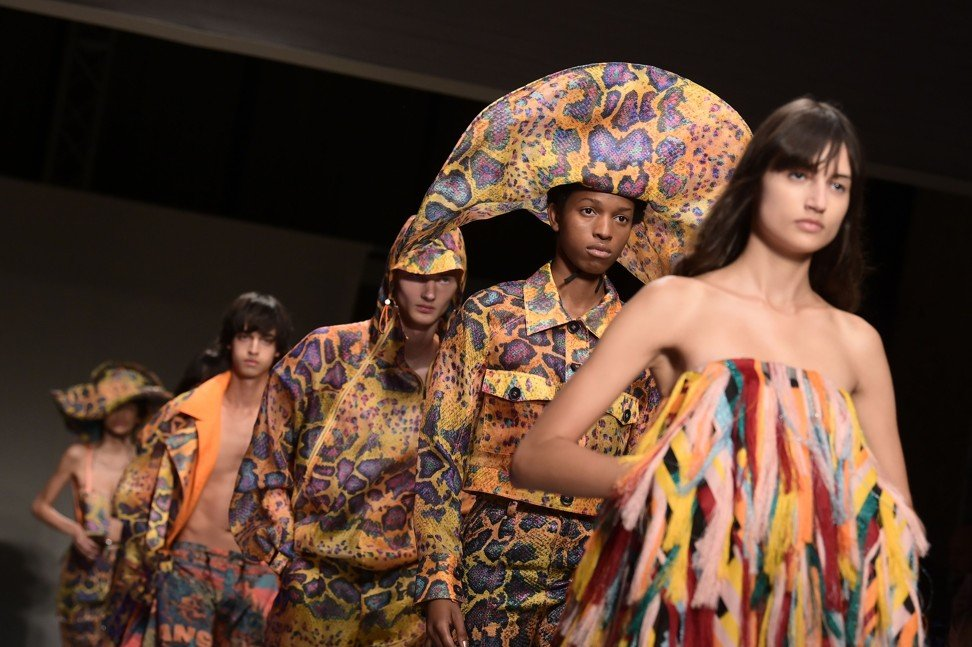 Why do Chinese designers pick Milan Fashion Week before London?