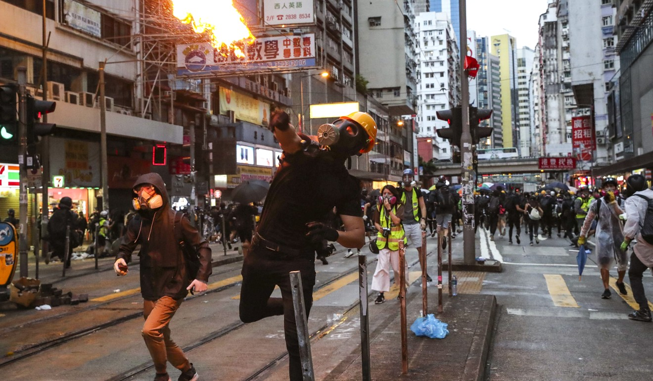 An innocence lost: How Hong Kong fell from peaceful mass marches to intense violence, wanton destruction and a bitterly divided society