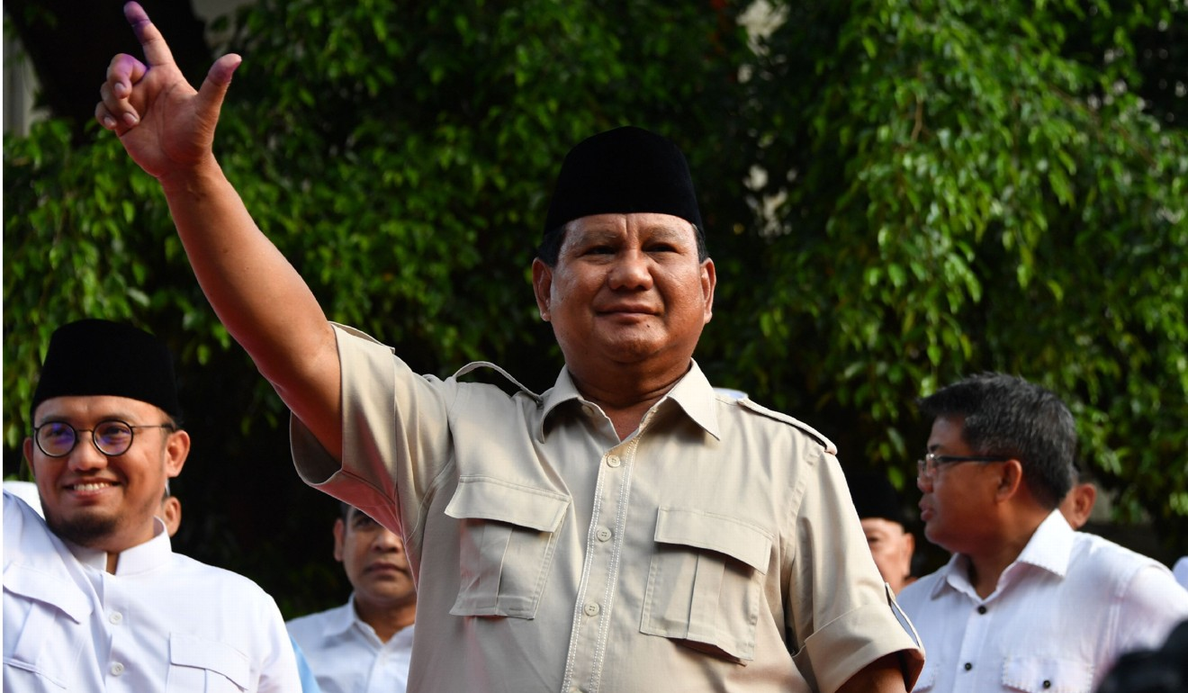 In Indonesia, Jokowi mulls whether to sideline opponents or build a broad coalition with electoral foe Prabowo