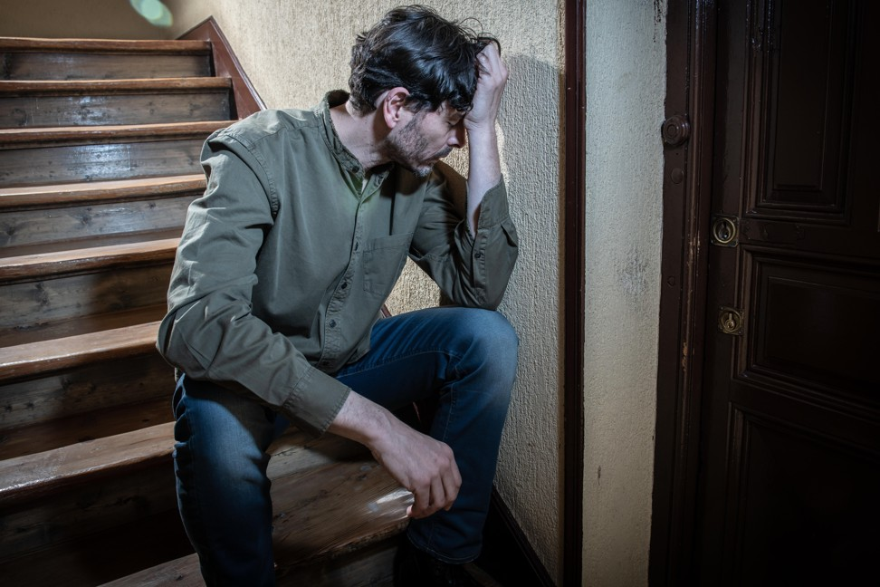 In Canada, suicide is the leading cause of death for men under the age of 44. Photo: Alamy