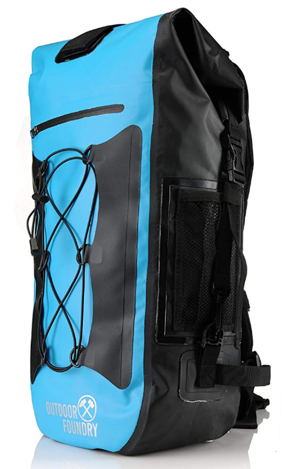 Outdoor Foundry is a comfortable bag for your watery excursions. Photo: Outdoor Foundry