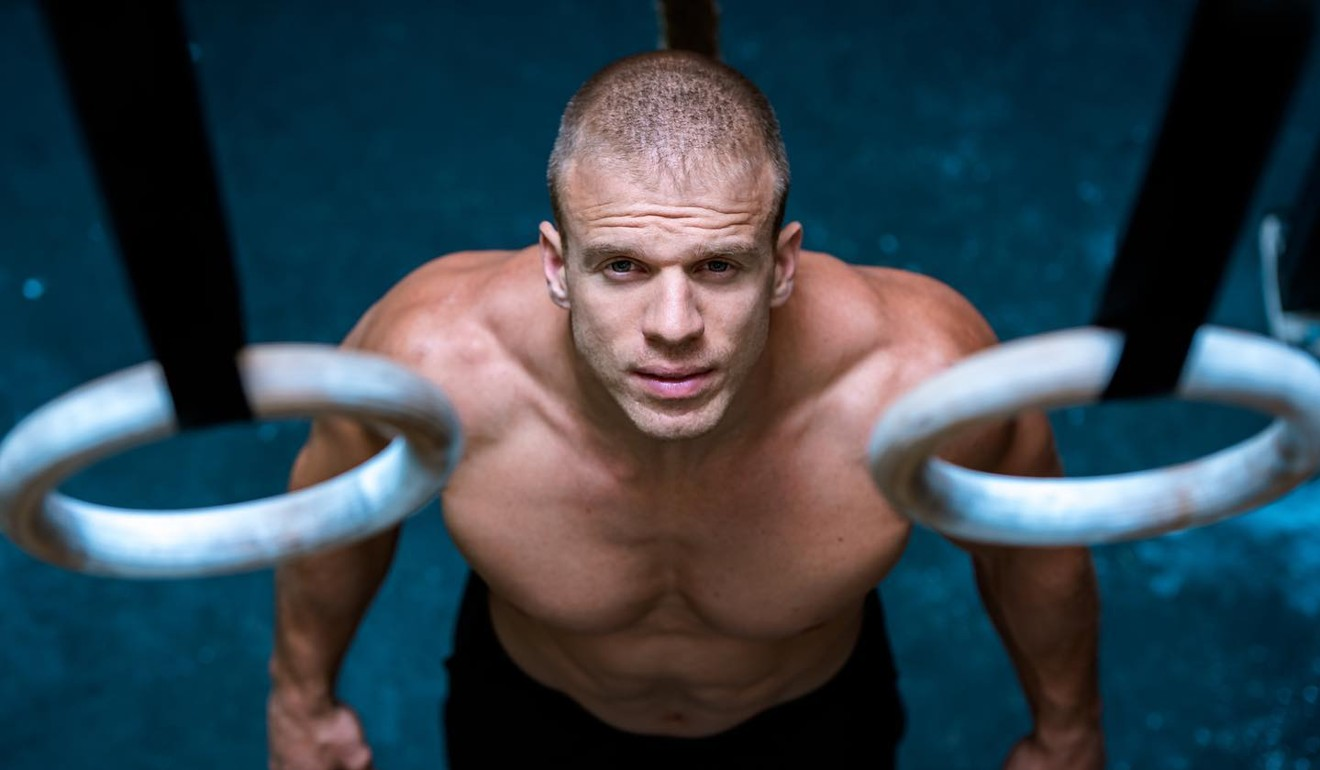 Scott Panchik will be hoping to build on his fourth-place finish at the CrossFit Games to take down Rich Froning. Photo: Facebook
