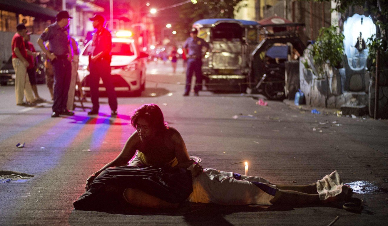 As Duterte's drugs war rages on in the Philippines, nation's children are paying the price