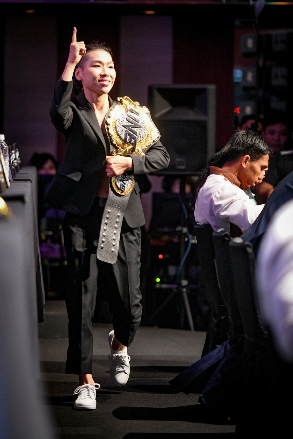 One Championship: Xiong Jingnan warns Angela Lee 'nothing can stop me' taking her title in Tokyo
