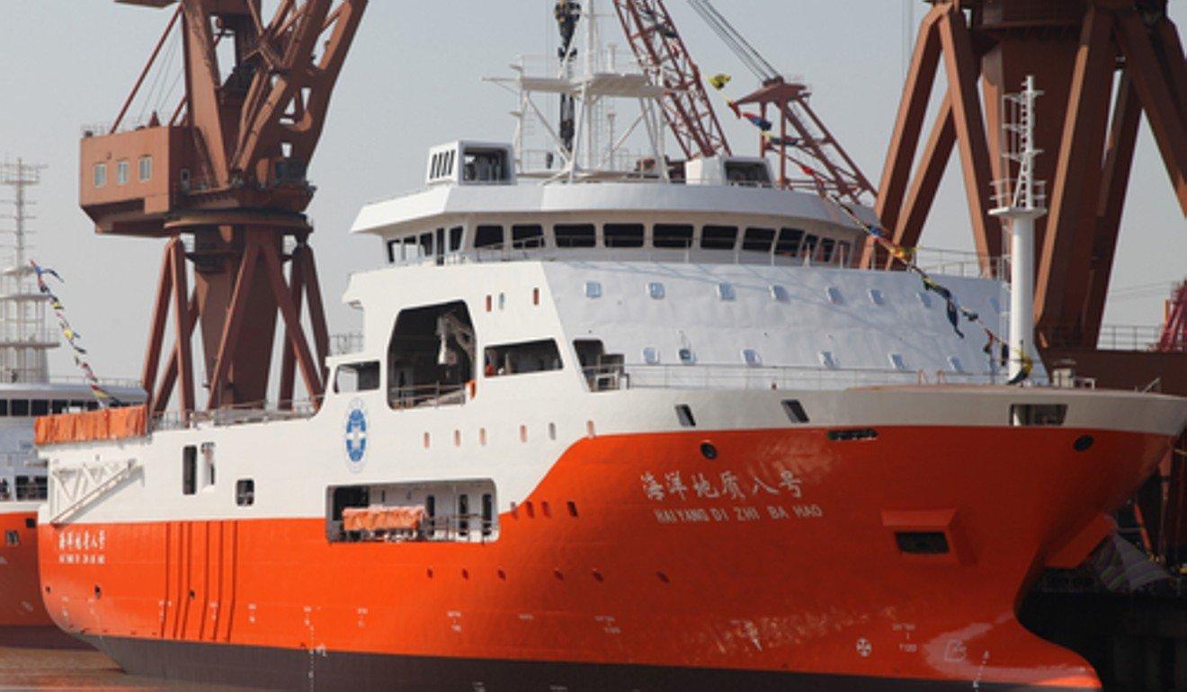 As coastguard boats circle, Vietnam prepares for bigger challenge in South China Sea