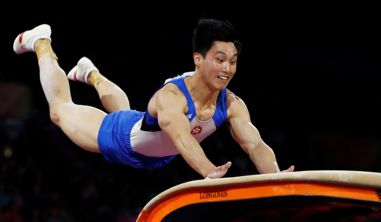 Gymnast Shek Wai-hung becomes the fifth Hong Kong athlete to book Tokyo Olympics ticket