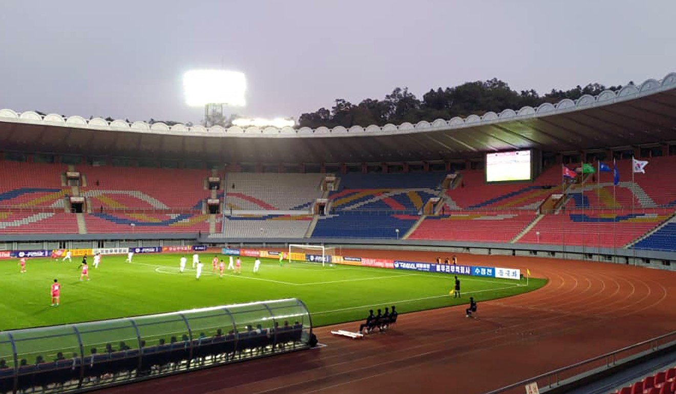 No goals, no fans, no TV: Koreas draw 0-0 in blacked-out World Cup qualifier