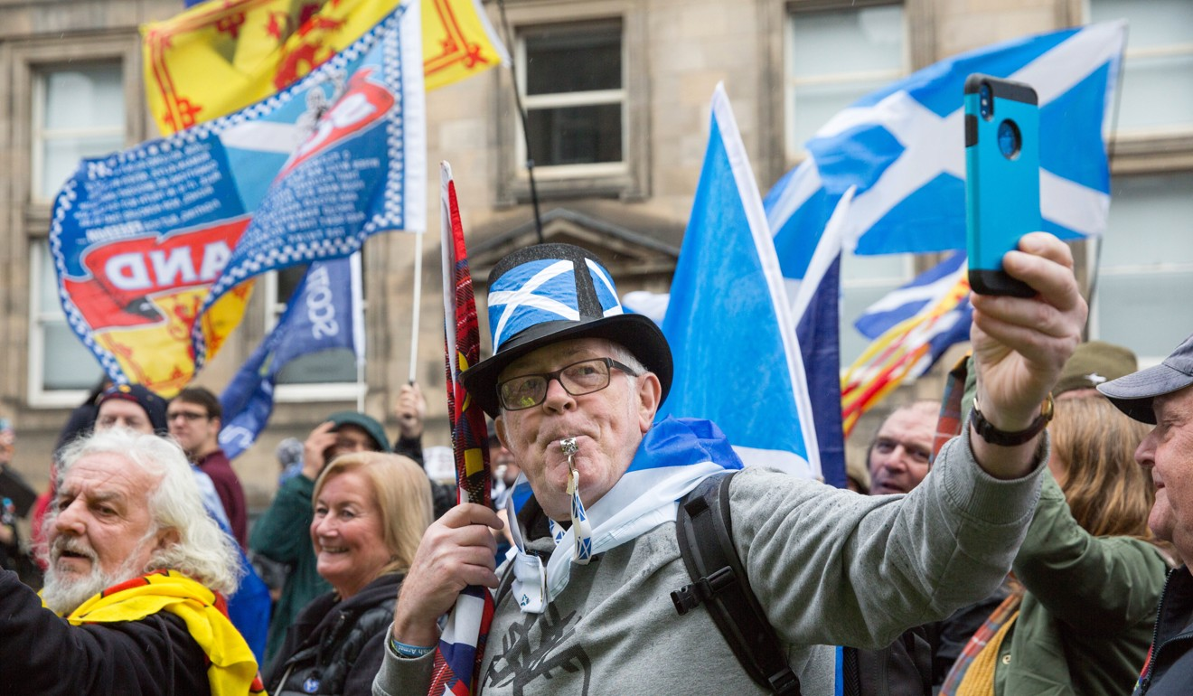 Sick of Brexit, Scotland's leader Nicola Sturgeon vows to hold new independence vote in 2020