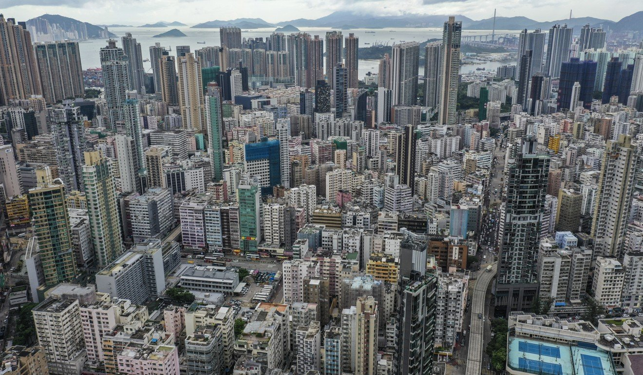 Hong Kong leader Carrie Lam says return of rent control and subsidies will be considered to alleviate the hardships of the poor