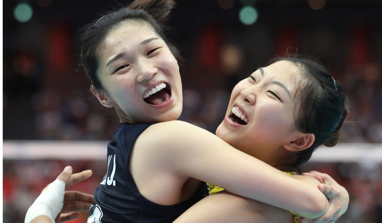 World champions again: why nothing succeeds like China's women's volleyball team
