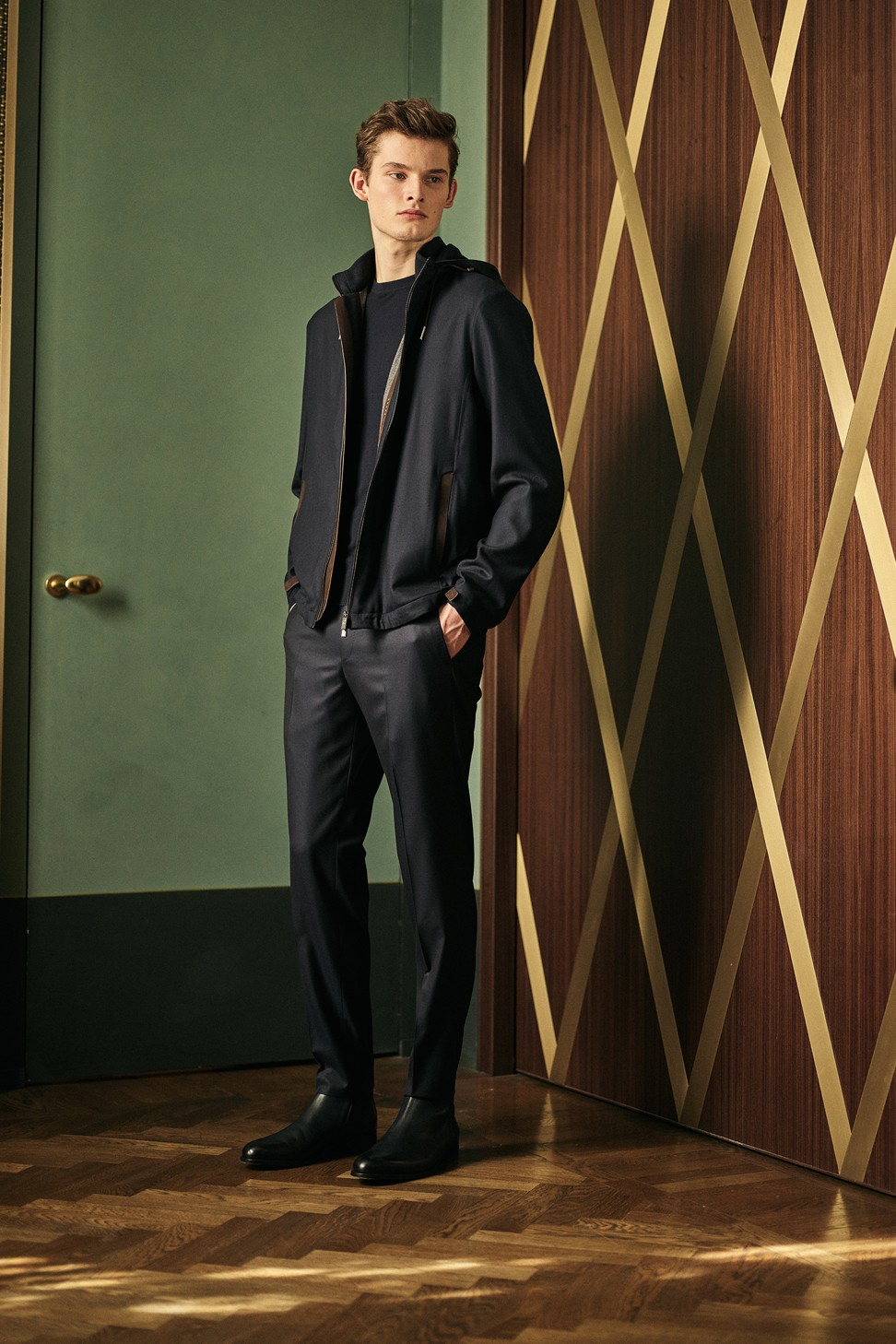 STYLE Edit: How the finest fabrics and exquisite tailoring define Ermenegildo Zegna's Platinum Collection