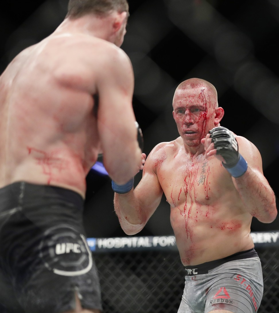 UFC: Georges St-Pierre needs to back away from Khabib fight – it would be an embarrassing massacre