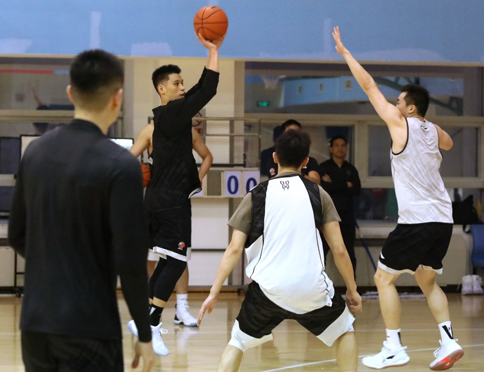 Jeremy Lin relishing life in China with Beijing Ducks – 'I got the chance to lead a team'
