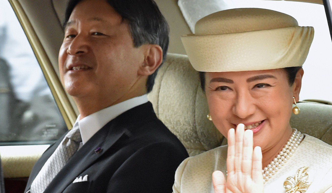 Typhoon Hagibis casts a cloud over Japanese Emperor Naruhito's enthronement