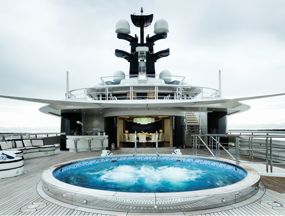 Superyacht at heart of Malaysia's 1MDB scandal is for sale again … for a much bigger price tag