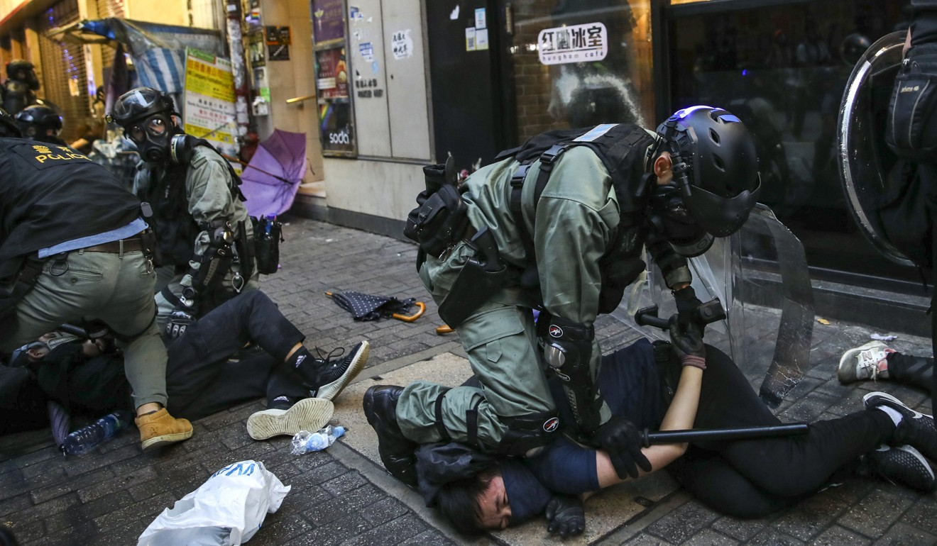 Hong Kong protests: growing number of repeat arrests prompts calls for special court to fast-track cases related to violent unrest