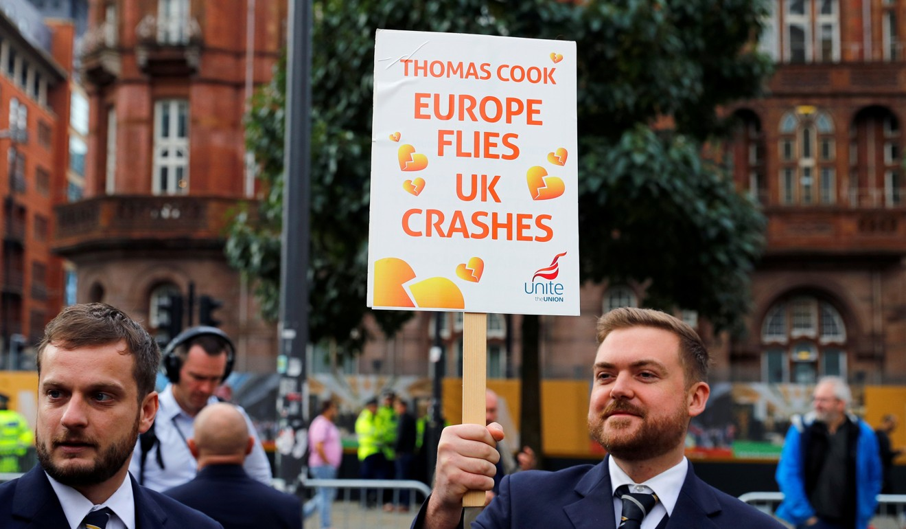 British MPs to question PwC on possible conflict of interest over Thomas Cook following travel giant's collapse