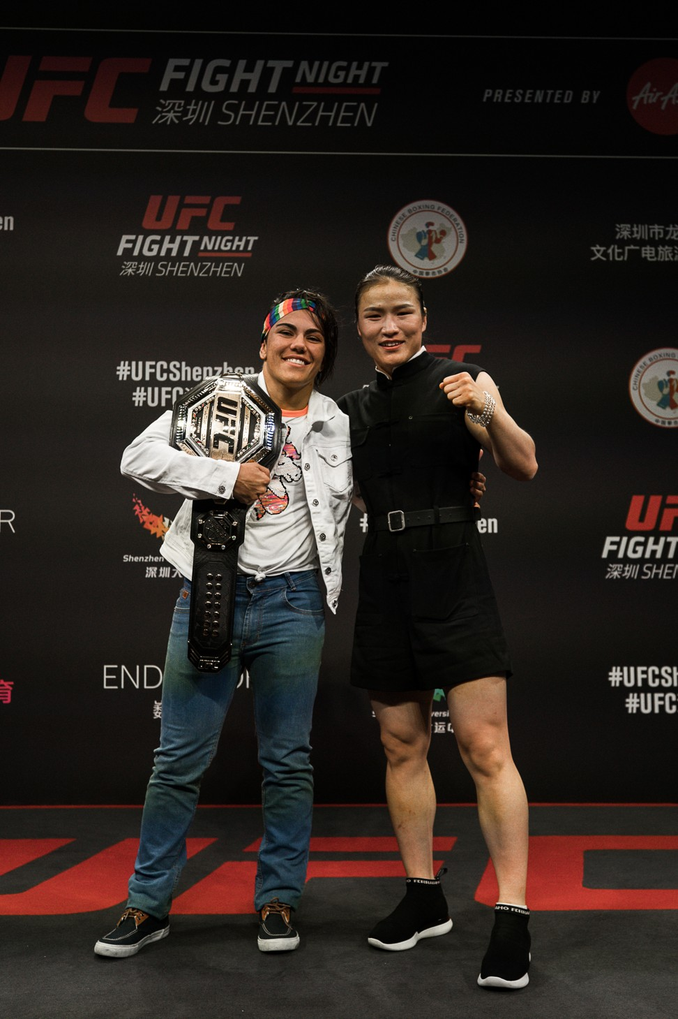 Bruce Lee fan Zhang Weili was a 'glorious failure' in martial arts – how did she become China's first UFC champion?