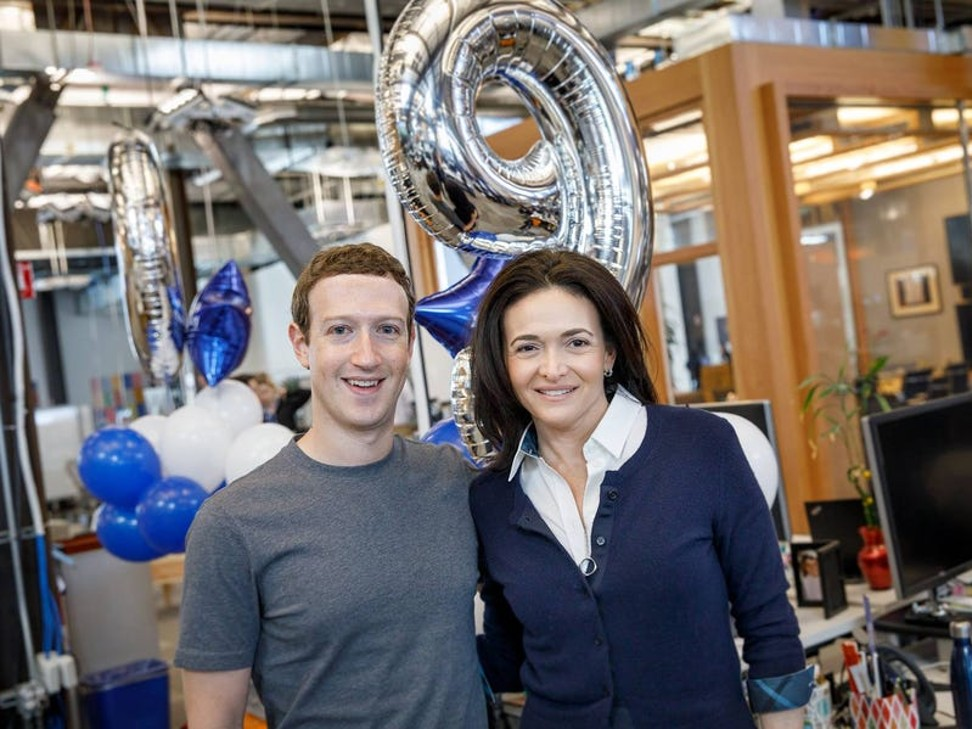 How Sheryl Sandberg, Facebook's billionaire COO, became one