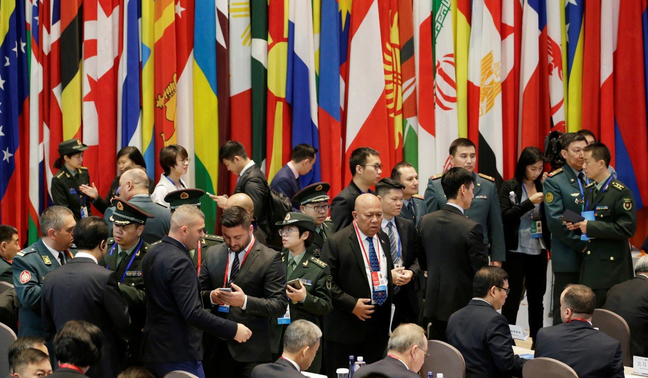 China's rise does not make it America's competitor, Pentagon official says at Xiangshan Forum