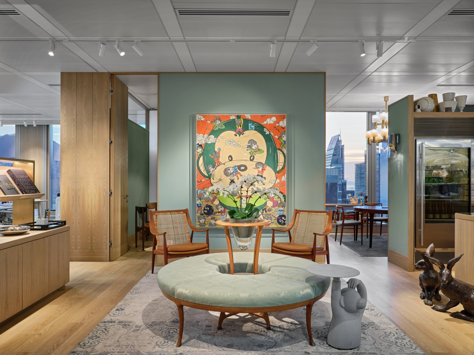 A Hong Kong office that feels like home – design duo behind AB Concept show you how it's done