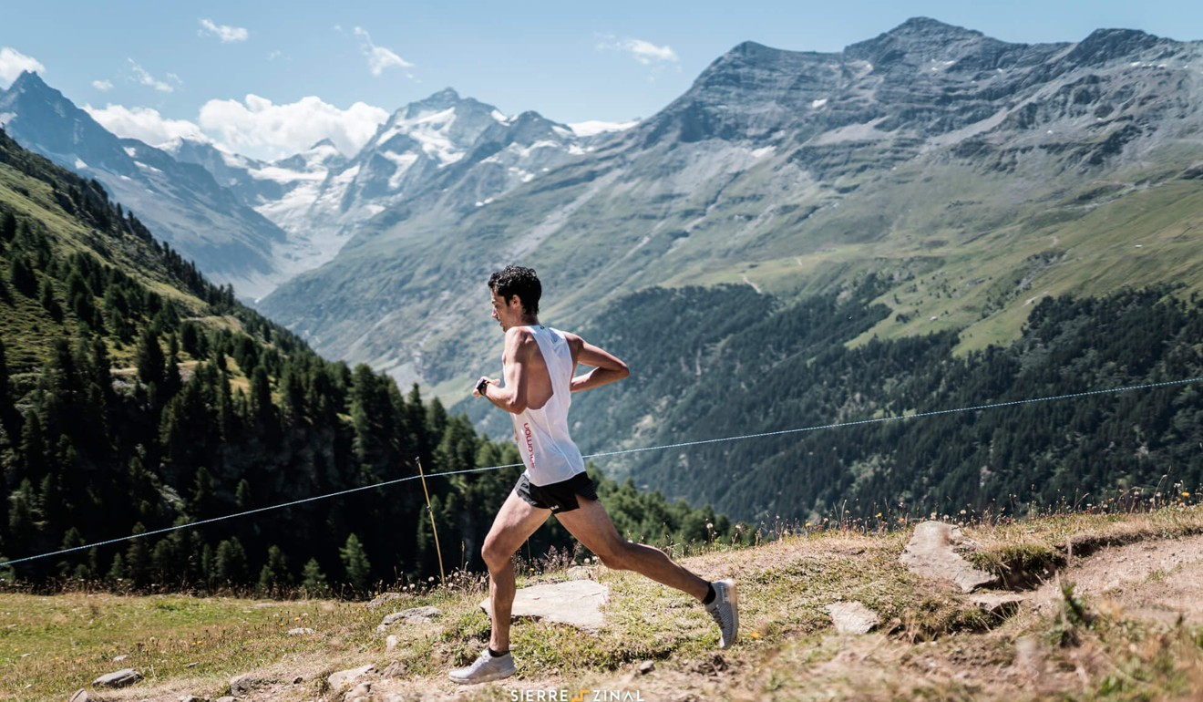 Kilian Jornet will be among the favourites in Nepal. Photo: Golden Trail Series