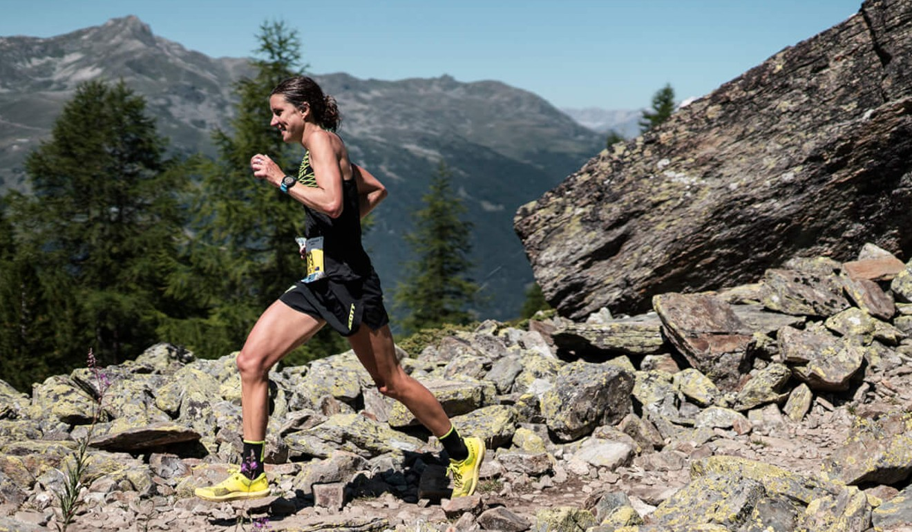 Ruth Croft will be among the favourites to win the Golden Trail Series final. Photo: Golden Trail Series
