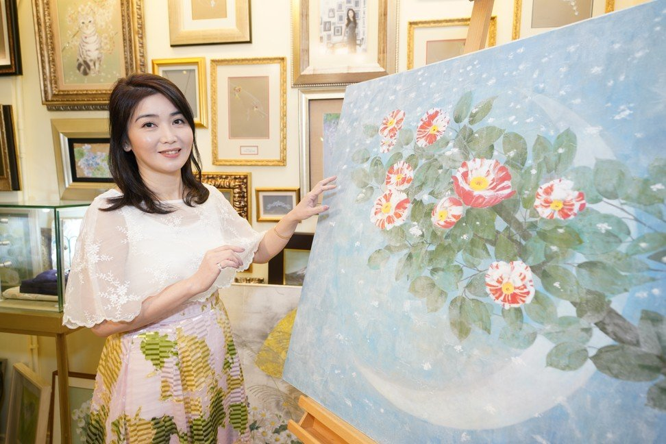 Exploring the art of nihonga – the traditional Japanese painting style being kept alive at Hong Kong's Fringe Club