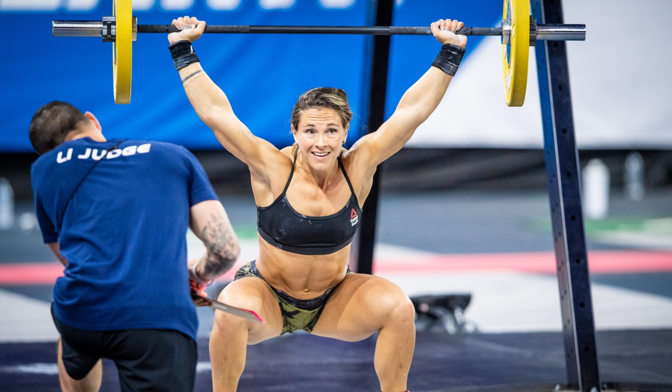 Greene said it was her mother who helped whip her into shape and fall in love with CrossFit. Photo: CrossFit
