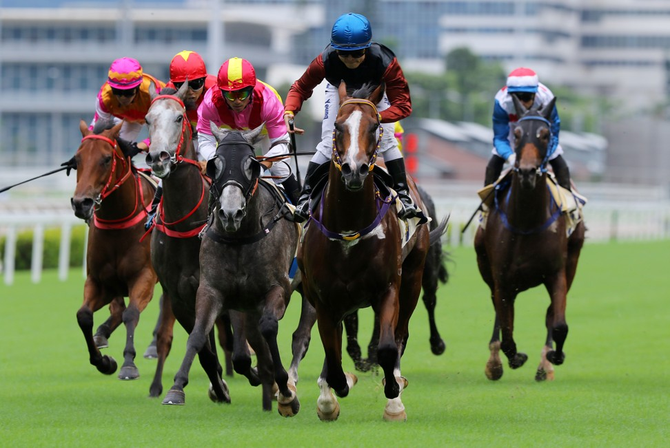 Ka Ying Master wins down the Sha Tin straight last month.