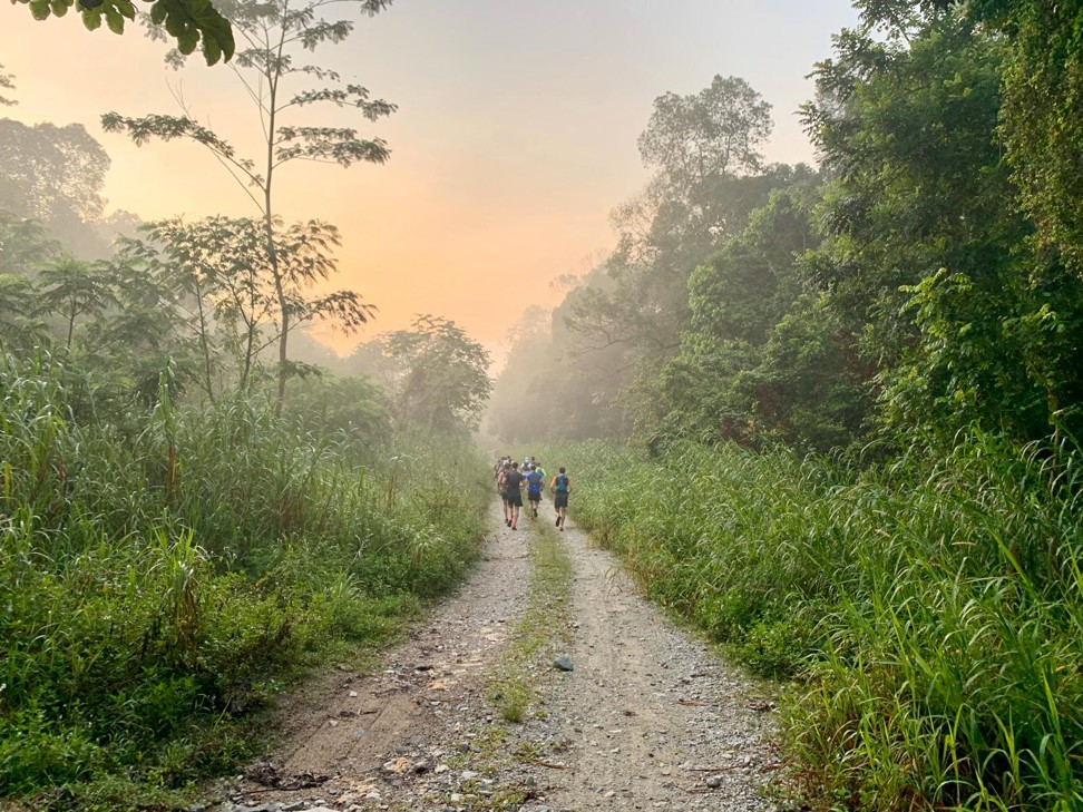 Singapore or Malaysia? Where are the most beautiful and challenging running trails in Southeast Asia?
