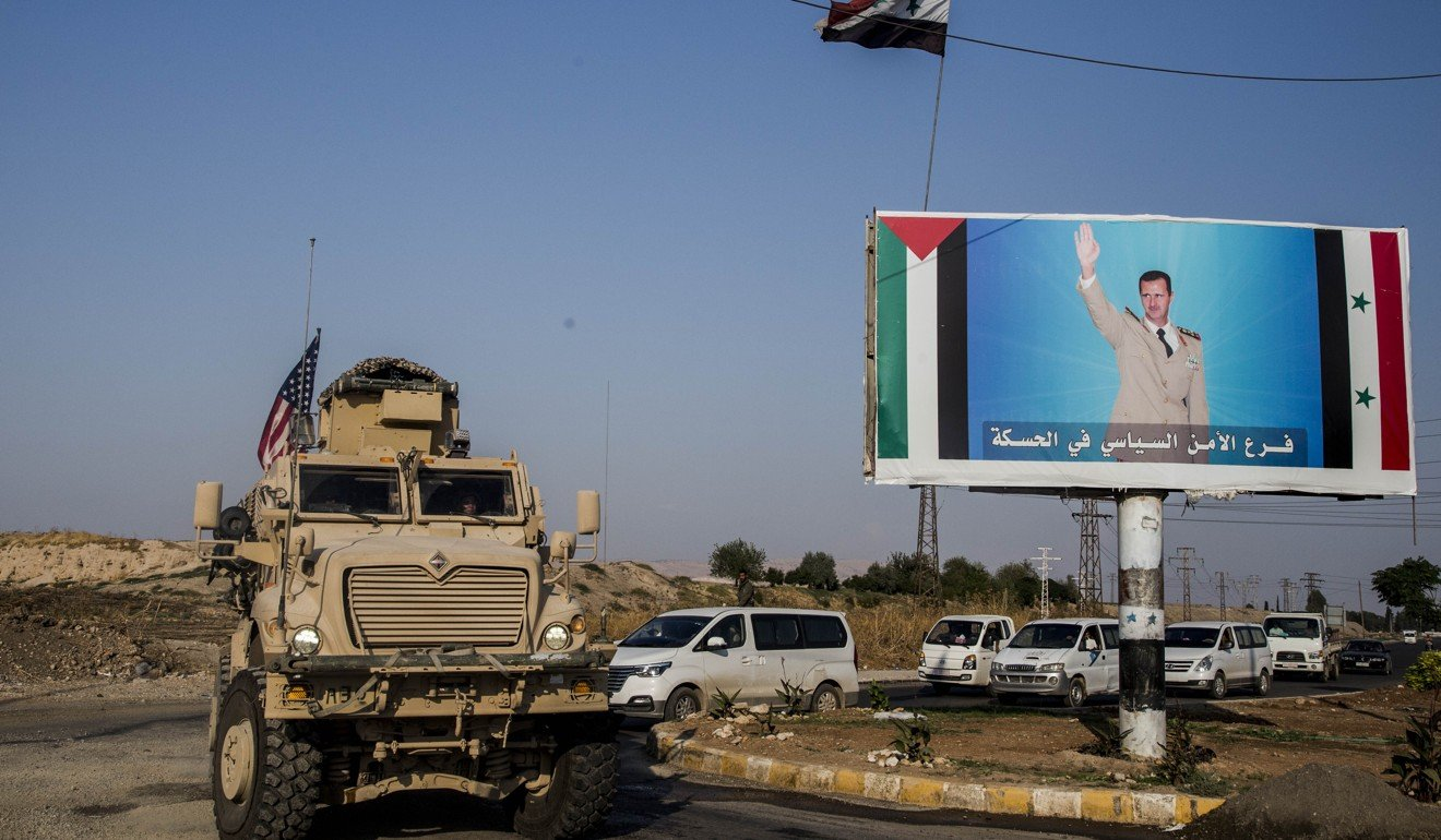 US accused of 'banditry' as it bolsters troop numbers at Syrian oilfields