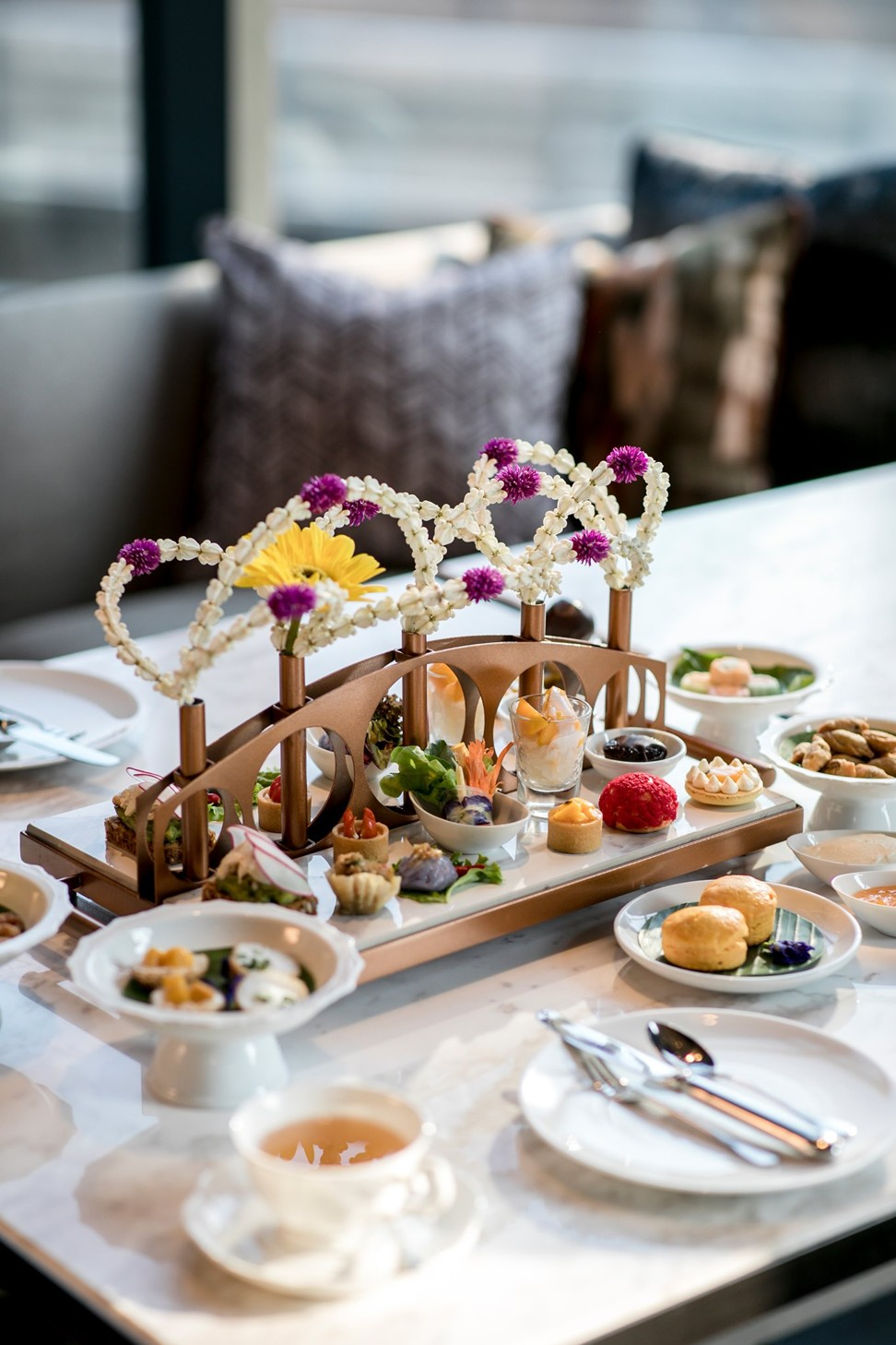 5 luxury afternoon teas in Asia to get a taste of the local culture