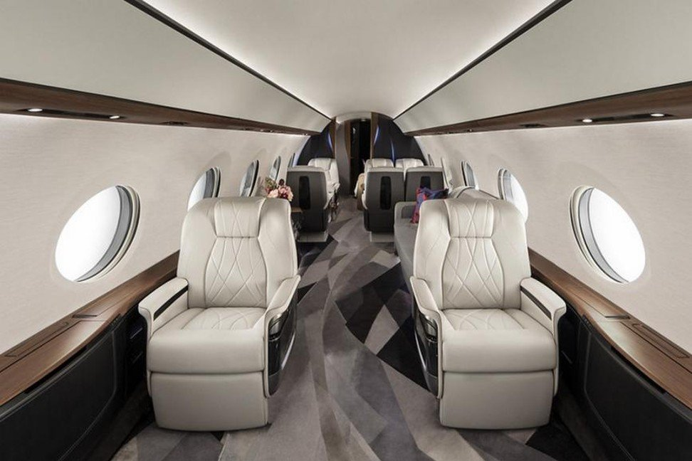 A look inside Qatar Airways' US$75 million Gulfstream G700, the world's most expensive private jet