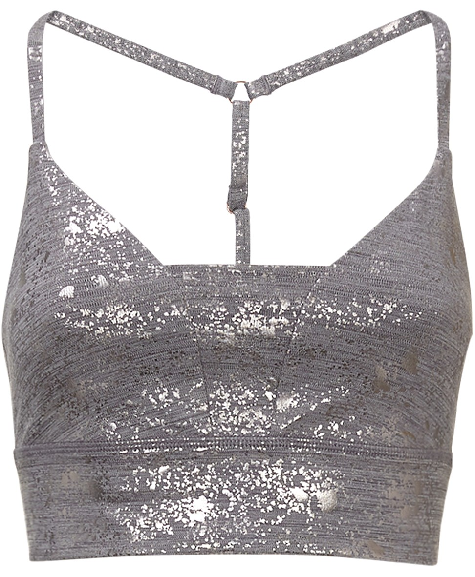 A Sweaty Betty sports bra.